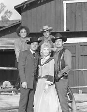THE BIG VALLEY photo 075 Charles Briles Barbara Stanwyck Peter Breck