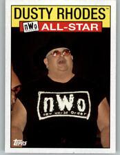 2016 WWE Heritage NWO/WCW All Star #13 Dusty Rhodes
