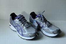 NEW Women's Asics Gel Foundation 8 (D) running shoe Size 11 1/2 Iris/Black TQ8A9