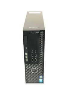 Dell Precision T1700 SFF Xeon E3-1271 V3 3.6GHz 16GB RAM 512GB SSD Win 10 Pro