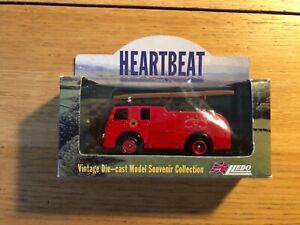 Lledo 'Heartbeat' Diecast Models. North Riding Classic Fire Engine 🔥.  YTV.