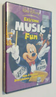 Extreme Music Fun - Walt Disney - DVD NUOVO