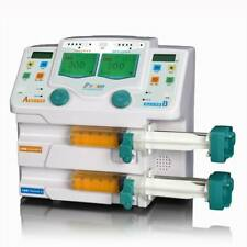 Byond Byz 810tu Medical Dual Channel Syringe Pump With Audible Alarm Lcd Display
