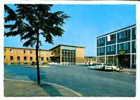 uralte AK Ingolstadt/Donau Hauptbahnhof mit Postamt 1973 //28