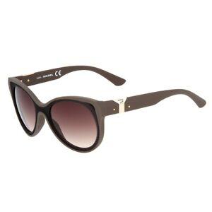 Diesel Sonnenbrille DL0032_5556F Damen Braun Gold Sunglasses Women NEU & OVP