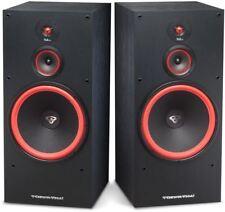 "PAIR Cerwin Vega SL-12 12"" 3 Way Floor Standing Tower Speaker 400 Watts New"