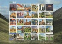 GB 2012 Commemorative Stamps~A-Z~ M/S~3308~Unmounted Mint Set~UK