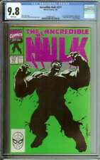 INCREDIBLE HULK #377 CGC 9.8 WHITE PAGES ID: 21658
