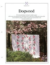 Dogwood Quilt , Best-Loved Quilt sewing pattern & templates