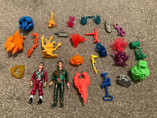 Kenner The Real Ghostbusters Spares Parts Accessories Lot Louis Tully Ghosts