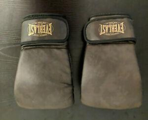 New Unused Everlast Training Gloves Brown 6 oz