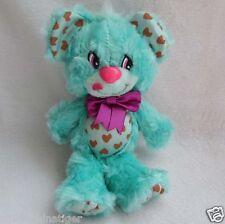 "New Hallmark Yum Yums Jelly Bean Green Bunny Rabbit 7"" Plush Toy Doll"