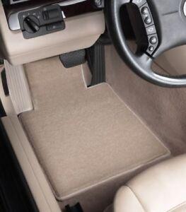 Lloyd ULTIMAT Carpet Floor Mats - 4pc Mat Set - Choice of Color