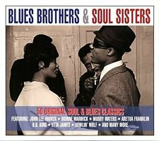 Various Artists - Blues Brothers & Soul Sisters [Not Now] (2013)