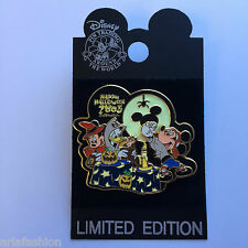 WDW - Halloween 2005 - Mickey, Donald, Minnie LE 2500 Disney Pin 42253