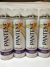 (Lot of 4) - Pantene Volume High Lifting Hairspray 11 oz each ULTRA SHEER MIST
