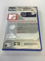 Sony Playstation 2 MTV Music Generator 2
