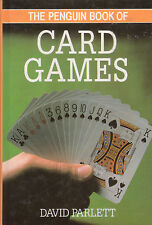 CARD GAMES David Parlett 474 Pages **GOOD COPY**