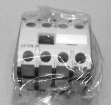Moeller Eaton Hilfsschalter 22DILM  (22 DILM) NEU/OVP