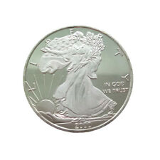 America Collect Lady Liberty In God We Trust Commemorative One Dollar Coin Gift