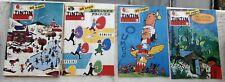 Tintin Français n 538 à 549 équivalent Reliure 39 Hergé Tintin Tibet Will Uderzo