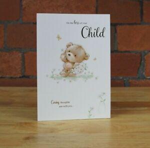 Sympathy Card, Loss of Child