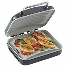 FINE ELEMENT Official health Grill Fat Reducing Health Kitchen Griddle Electric