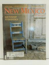 New Mexico Magazine, April 1989, Volume 67 Number 4 Back Issue