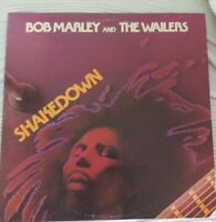 Bob Marley and The Wailers Shakedown Vinyl LP