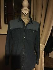 Denium Shirt by New Look size 8