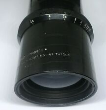 Taylor Hobson 6 inc(150mm) f2.8 cooke F(2.8-32)  Made in England Rare! .
