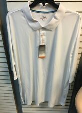 Men's 4X  White Polo Shirt New With Tags#5