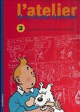 L'atelier de la bande dessinée n°2 « J'apprends à raconter une histoire » Tintin