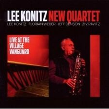 LEE KONITZ - LIVE AT THE VILLAGE VANGUARD  CD NEU