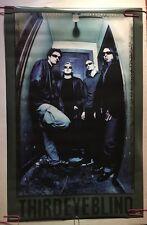 Vintage Poster Third Eye Blind Music 1990's Music Memorabilia Pin-up Funky Ent
