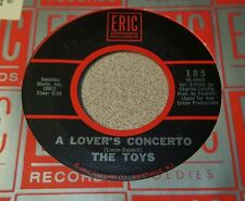 Toys, The / The Bob Crewe Generation – A Lover's Concerto / Music To  ~ (VG++)