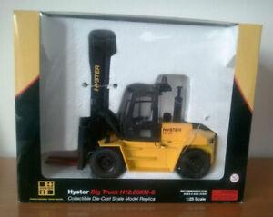 Hyster Big Truck 12.00XM-6 Heavy forklift fork lift truck MINT IN BOX