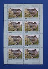Canada (AWC01) - 1995 Atlantic Waterfowl Celebration Stamp Sheet (MNH)
