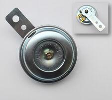AVERTISSEUR SONORE / KLAXON   Ø 76 mm  12 V, MOTO CLASSIQUE, VINTAGE…