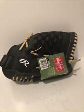 "New Rawlings 13"" Softball Glove SS13W Leather Palm Regular Right Hand Throw RHT"