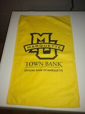 Marquette Golden Eagles Rally Towel