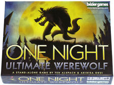 One Night Ultimate Werewolf - (New)