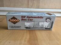 HO Scale Proto 2000 50' Automobile Box Car Kit Union Pacific UP #161351 New