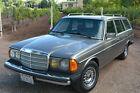 1984 Mercedes-Benz 300-Series Base 1984 Mercedes Benz W123 300td, wagon, 3.0l inline-5 Diesel engine.