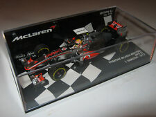 1:43 McLaren Mercedes MP4/27 2012 L. Hamilton 530124304 Minichamps OVP new