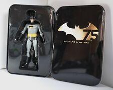 "DC Batman 75th aniversario Alex Toth (Super Amigos: 6.75"" H) Figura De Batman"