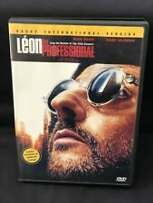 Leon The Professional Uncut International Version Dvd