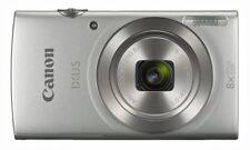 Canon Ixus 185 silber + Zubehörpaket 16GB SDHC + Tasche