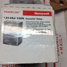 Honeywell Aquastat Relay L8148j 1009 New In Box