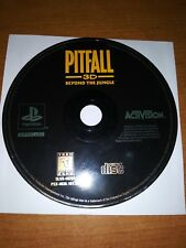 PITFALL 3D: BEYOND THE JUNGLE (SONY PLAYSTATION 1, 1998)